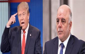 ترامب ورئيس وزراء العراق يؤكدان أهمية توحيد الجهود ضد جذور الإرهاب وأيديولوجيته