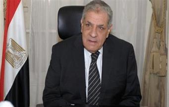 محلب يشارك في مراسم تنصيب الرئيس الغاني