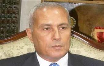 """محافظ السويس يستقبل """"الأزهري"""" قبل إلقائه خطبة الجمعة بمسجد سيد الشهداء"""