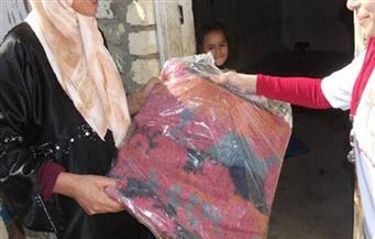 """20 ألف بطانية من """" مصر الخير"""" بالغربية للأسر الأكثر احتياجًا"""