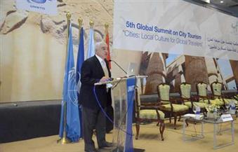 بالصور.. تفاصيل اختتام أعمال جلسات المجلس التنفيذي 104 لمنظمة السياحة العالمية بالأقصر