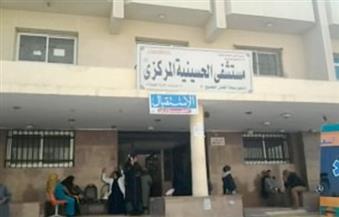 نيابة الحسينية تستمع لأهالي المرضى المتوفين بكورونا في مستشفى العزل بالشرقية