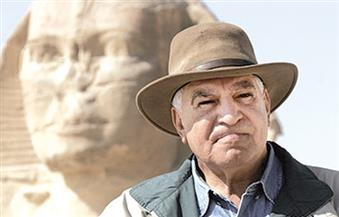 """زاهي حواس في جامعة القاهرة للحديث عن الملك الشاب """"توت عنخ آمون"""""""