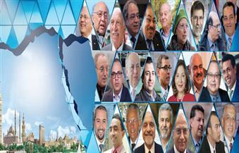 ننشر صور الـ 27 المشاركين في المؤتمر الوطنى الأول لعلماء مصر في الخارج بالغردقة