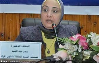 مصرع مستشارة محافظ أسيوط لشئون المرأة فى حادث بطريق الجيش