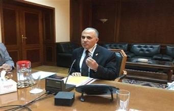 وزير الري: خفضنا مناسيب ترعتي النوبارية والمحمودية كإجراء احترازي لاحتواء أزمات سقوط الأمطار