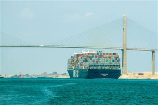 ميناء دمياط يستقبل 5 سفن حاويات وبضائع عامة