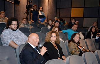 الزعيم جمال عبد الناصر يظهر في مهرجان القاهرة السينمائي