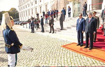 خلال زيارته البرلمان البرتغالي..السيسي: قوة مصرالحقيقية تكمن فى شعبها ووعيه بطبيعة التحديات
