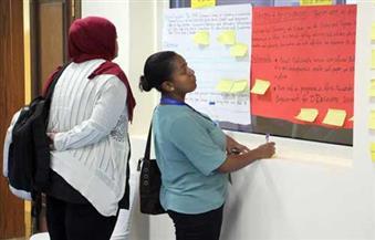 """""""حقوق المرأة الإفريقية وتوحيد الفكر الإفريقي"""".. ضمن فعاليات دورة المتطوعين السابعة"""