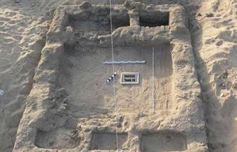 بالصور.. كشف أثري مهم.. جبانة ومدينة سكنية تعود إلى 5316 قبل الميلاد في سوهاج