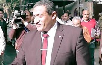 """نائب محافظ القاهرة يفتتح منفذًا لبيع المواد الغذائية بـ""""مجمع التحرير"""" ويشدد الرقابة على منافذ البيع"""