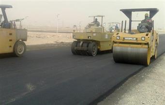 محافظة الإسكندرية تبدأ رفع كفاءة الطريق الدائري