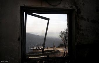 إسرائيل تطلب المساعدة لإخماد حرائق مستعرة منذ يومين