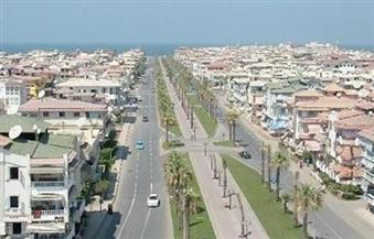 """جهاز مدينة دمياط الجديدة يستأنف ربط طريق  الجامعة بـ """"الدولي الساحلي"""""""