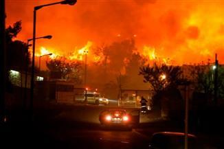 ارتفاع حصيلة ضحايا حرائق الغابات إلى 39 قتيلًا في البرتغال