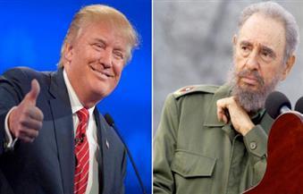 """وفاة  كاسترو تنهى عداوته مع ترامب..وبوتين: يصفه بـ """"رمز لعصر"""""""
