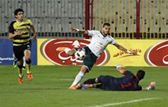 """جماهير """"بورسعيد"""" تحتفل بالفوز على """"وادي دجلة"""" والصعود للمركز الخامس في بطولة الدوري"""