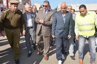 """بالصور.. محافظ كفرالشيخ يتابع حملة مكافحة فيروس """"سى"""" بالتعاون مع صندوق """"تحيا مصر"""""""