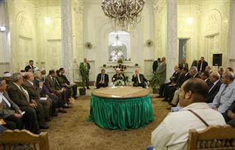 وزراء الشباب والأوقاف والثقافة يشهدون لقاء الأعلى للشئون الإسلامية  لترسيخ القيم والأخلاق وتجديد الخطاب الدينى