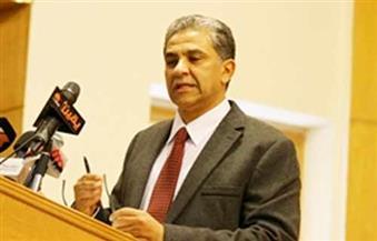 وزير البيئة: مشروع إدارة المناطق الساحلية يأتي تنفيذًا لاتفاقية برشلونة وضمن التزامات مصر الإقليمية