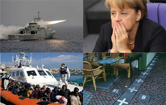 منع من السفر.. حدود أوروبية.. ثناء وهجاء ميركل.. اختبار إيراني لترامب.. إنقاذ مهاجرين.. بنشرة السادسة صباحًا