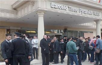 تأجيل محاكمة المتهمين بالهجوم على فندق الأهرامات للمرافعة