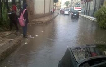 """""""تعليم"""" الإسكندرية تنهي استعداداتها لمواجهة الأمطار"""