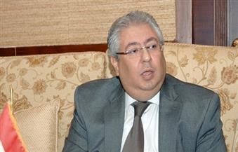 سفير مصر بالسودان: الرئيس السيسي يبذل أقصى جهده لتأمين معيشة المصريين بالخارج