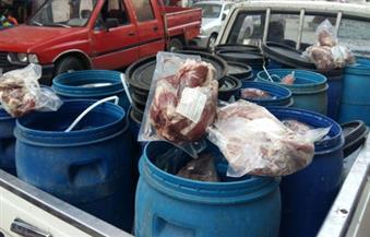 """ضبط جزار في دمياط يبيع اللحوم المستوردة بسعر """"البلدي"""""""