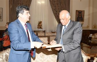السفير فضل الرحمن: تقدير أفغاني كبير لمبادرة الرئيس السيسي لدعم الشعب الأفغاني