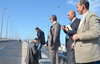 بالصور.. محافظ كفرالشيخ يتفقد أعمال إنشاء قسم شرطة المسطحات المائية بالبرلس