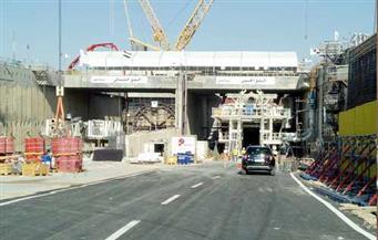 وفد من البنك الأهلى المصرى يزور مشروع حفر أنفاق قناة السويس بالإسماعيلية