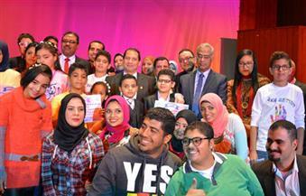 بالصور.. رئيس جامعة بورسعيد يشهد حفل ختام الأنشطة الصيفية بكلية التربية النوعية
