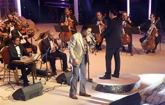غنى للوطن وللتراث.. إيمان البحر درويش يقدم ليلة استثنائية بمهرجان الموسيقى العربية