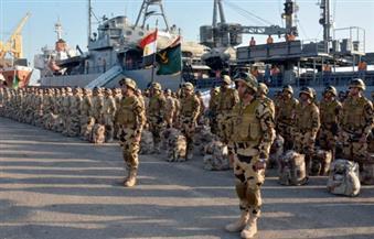 عناصر من البحرية والجوية  تتجه لليونان لبدء مناورات مشتركة