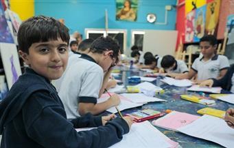 تنظيم ورش فنية استعدادًا لبينالي الشارقة للأطفال