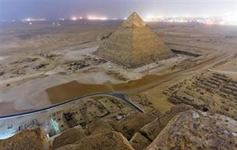 مدير منطقة آثار الهرم: لا توجد أي أعمال حفر وإنشاء طرق داخل هضبة الأهرامات الأثرية