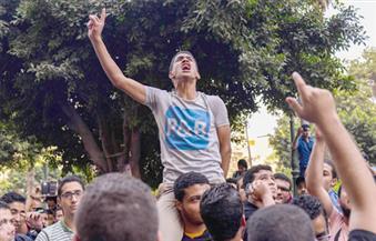 """اليوم.. نظر الاستئناف على براءة 51 متهمًا بالتظاهر يوم """"25 إبريل"""" احتجاجًا على اتفاقية ترسيم الحدود"""