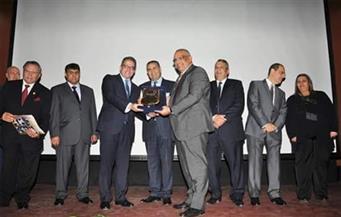 """""""القومي للتنسيق الحضاري"""" يتسلم جائزة الاتحاد العام للآثاريين العرب التقديرية"""