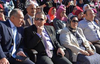 """""""تجارة بورسعيد"""" تنظم حفلا للترحيب بالطلاب وتكريم المتميزين"""
