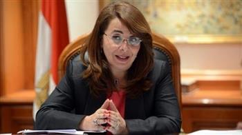 غادة والي: صندوق تأمين الأسرة يناقش سبل تفعيل تكليفات رئيس الجمهورية لدعم المرأة