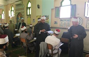 بالصور.. أوقاف أسيوط تجري اختبارات للأئمة المتميزين فى 4 محافظات