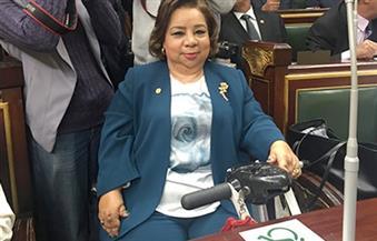 برلمانية تطلق حملة لتعريف كتل الأحزاب بقانون حقوق الأشخاص ذوى الإعاقة