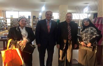 """ختام """"معرض الكتاب العربي"""" و""""مهرجان الشعر"""" في لبنان بمشاركة مصرية"""