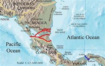 منافس شرس لقناة بنما بتكلفة 50 مليار دولار.. مشروع قناة نيكاراجوا يربط بين المحيط الهادئ والأطلنطي
