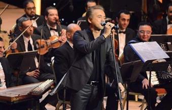 اليوم.. مروان خوري ومدحت صالح ونهال نبيل وهمام إبراهيم ضمن فعاليات مهرجان الموسيقى العربية