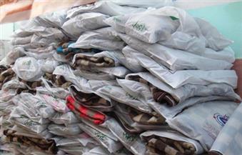 """توزيع 200 بطانية ضمن حملة """"مصر الدفيانة"""" على الأسر الأشد احتياجًا"""