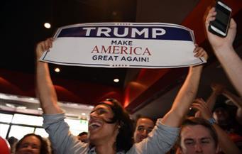نيويورك تايمز تزيد فرص فوز دونالد ترامب بالبيت الأبيض لـ91%