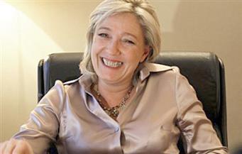 زعيمة الجبهة الوطنية في فرنسا تهنئ ترامب بالفوز بالرئاسة الأمريكية